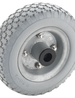 1621-Massivt-hjul-grå--plåtfälg-20mm