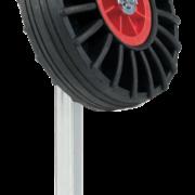 Sidostödsarm med hjul Art. nr. 1663