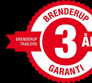Brenderup CE1600BHD